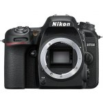 Nikon D7500 návod a manuál