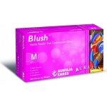 Aurelia Blush Pink PF Nitrile Gloves 200 ks návod a manuál