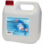 Burbegel PLUS dezinfekcia 3 l návod a manuál