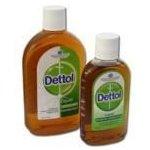 Dettol dezinfekce pokožky a povrchů 500 ml návod a manuál