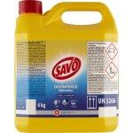 SAVO Originál 4 kg návod a manuál