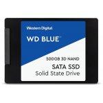 WD Blue SSD 500GB, WDS500G2B0A návod a manuál