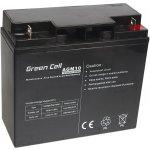 Green Cell AGM 12V 20Ah návod a manuál
