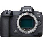 Canon EOS R5 návod a manuál