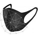 KRUTT maska FFP3 novej generácie opakované používanie 1 ks návod a manuál