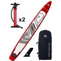 paddleboard Aqua Marina Airship Race 22,0 návod a manuál