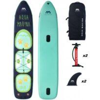 Paddleboard Aqua Marina SUPER TRIP TANDEM návod a manuál