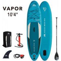 """Paddleboard Aqua Marina Vapor 10'4"""" návod a manuál"""