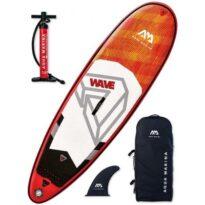 """Paddleboard AQUA MARINA Wave 8'8"""" návod a manuál"""