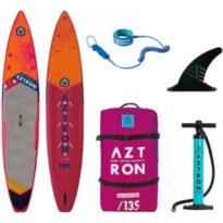 """Paddleboard AZTRON METEORLITE 12'6"""" návod a manuál"""