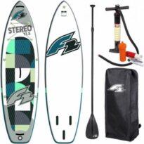 Paddleboard F2 Stereo 11'5 návod a manuál