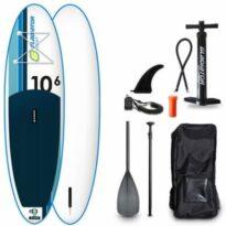 Paddleboard Gladiator LT 10'6 návod a manuál