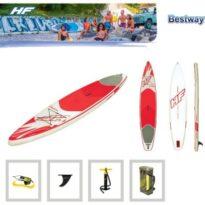 Paddleboard HYDROFORCE Fastblast Tech 12,6 návod a manuál