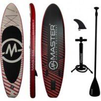 Paddleboard MASTER Aqua Bowfin – 10 návod a manuál