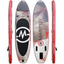 Paddleboard MASTER Aqua Cabezon – 10 návod a manuál