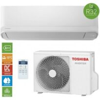 Toshiba Seiya RAS-B16J2KVG-E návod a manuál