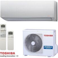 Toshiba Super Daiseikai 8 RAS-13G2KVP-E návod a manuál